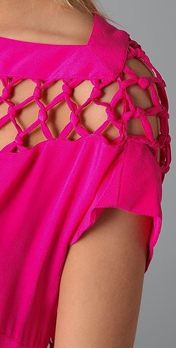 Nanette Lepore Booby Trap Dress