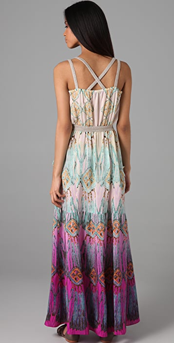 Nanette Lepore Dreamcatcher Dress