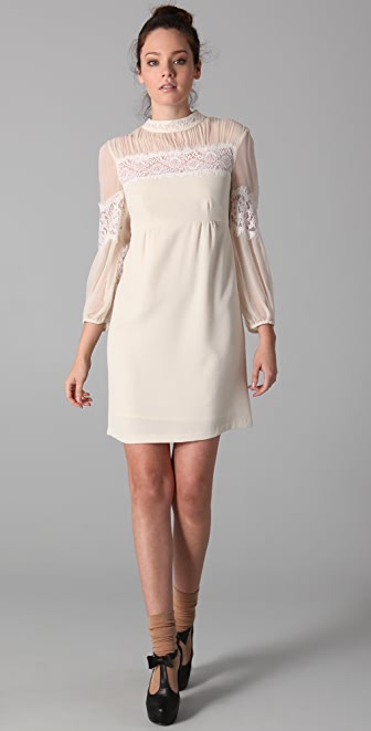 Nanette Lepore Ponderous Dress