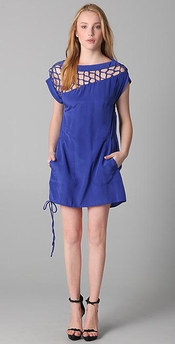 Nanette Lepore Do the Dip Dress
