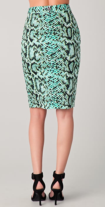 Nanette Lepore Squeeze Me Skirt