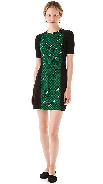 Nanette Lepore Grand Prize Knit Dress