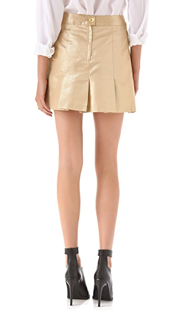 Nanette Lepore Golden Touch Skirt