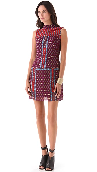 Nanette Lepore The Oracle Sleeveless Dress