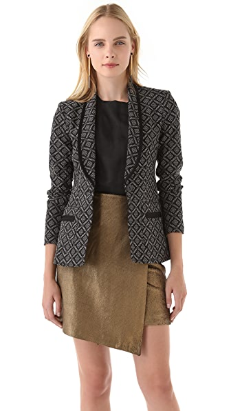 Nanette Lepore In the Mix Jacket