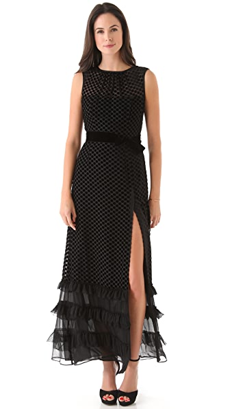 Nanette Lepore Get On Board Gown