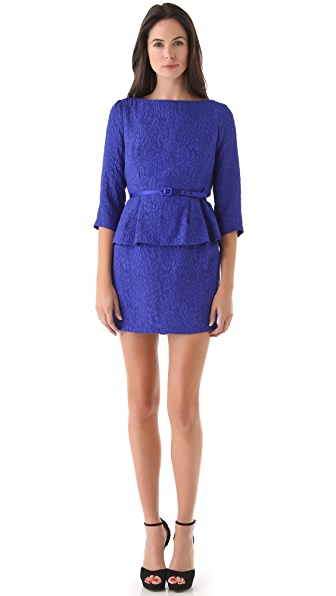 Nanette Lepore Disco Jazz Dress