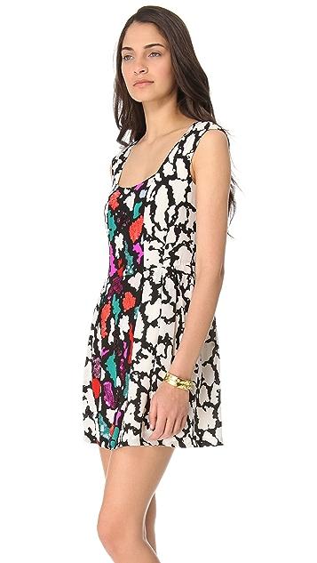Nanette Lepore Double Happiness Dress