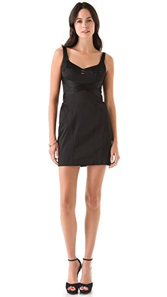 Nanette Lepore Corset Dress