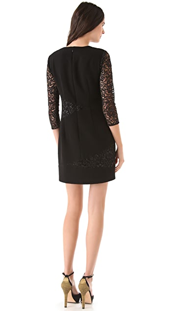 Nanette Lepore Back Slash Dress