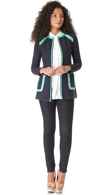 Nanette Lepore Gallerist Coat