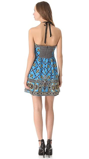 Nanette Lepore Blindfold Dress