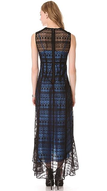 Nanette Lepore Appaloosa Maxi Dress