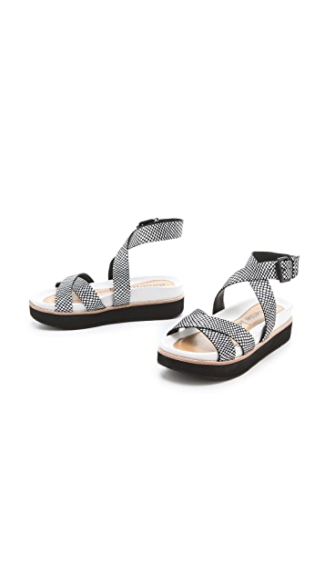Nanette Lepore Summer Crush Sandals
