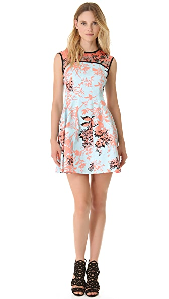 Nanette Lepore Club Mix Dress