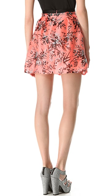 Nanette Lepore Digital Skirt
