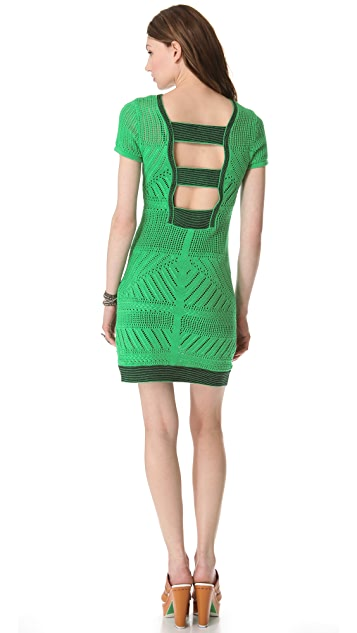 Nanette Lepore Crazy Wild Dress