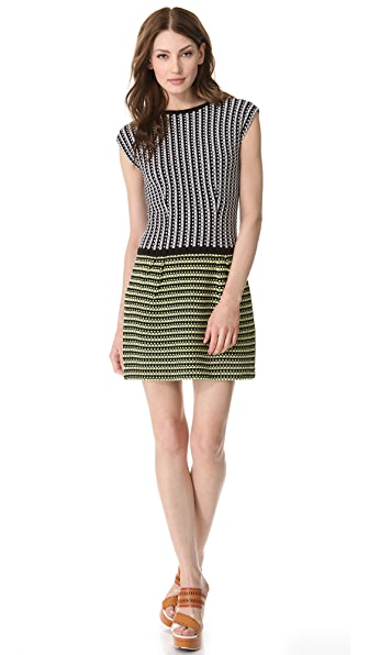 Nanette Lepore Go Crazy Dress