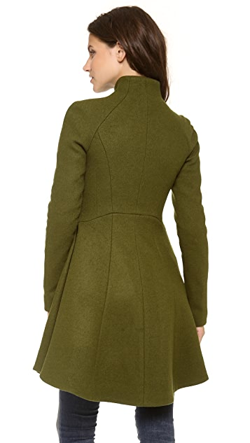 Nanette Lepore Skyscape Coat