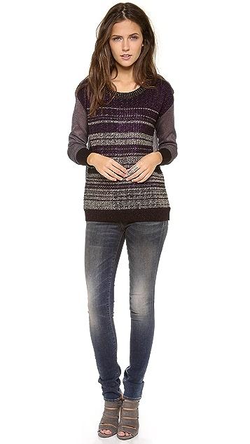 Nanette Lepore Night Sky Sweater