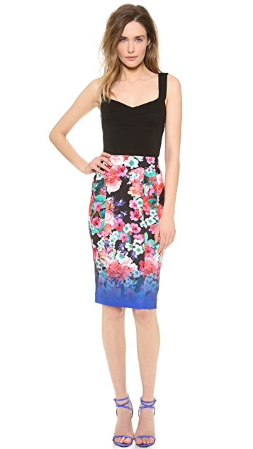Nanette Lepore Wipe Out Skirt