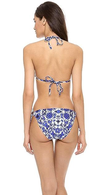 Nanette Lepore Saint Etienne Bikini Top