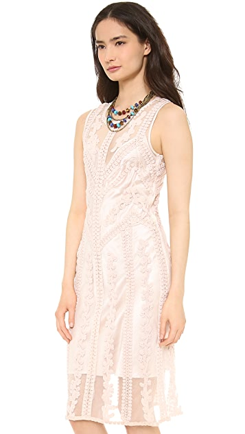 Nanette Lepore Breathless Shift Dress