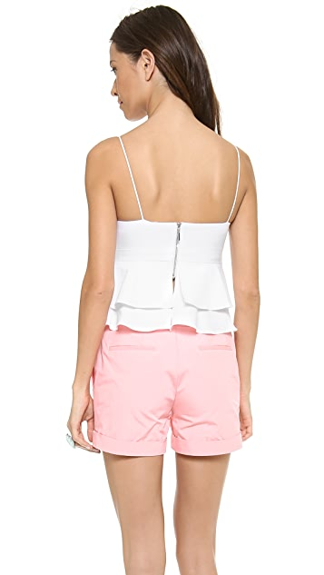 Nanette Lepore Guilty Pleasure Crop Top
