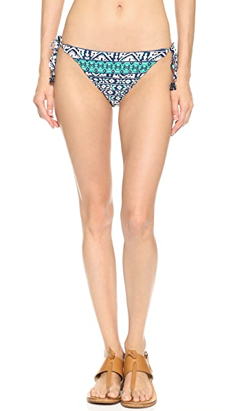 Nanette Lepore Mix & Mingle Bikini Bottoms