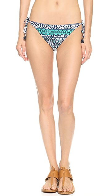 Nanette Lepore Mix & Mingle Bikini Bottoms