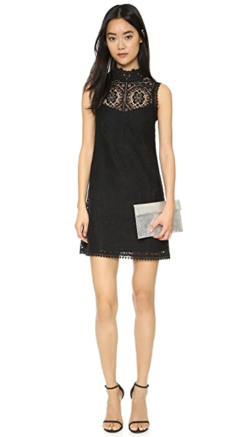 Nanette Lepore Sunkissed Lace Dress