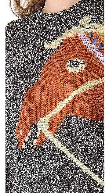 Nanushka Sokus Sweater