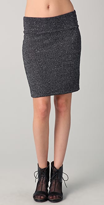 Nation LTD Milan Pencil Skirt