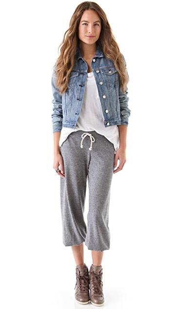 Nation LTD Charleston Cropped Sweatpants