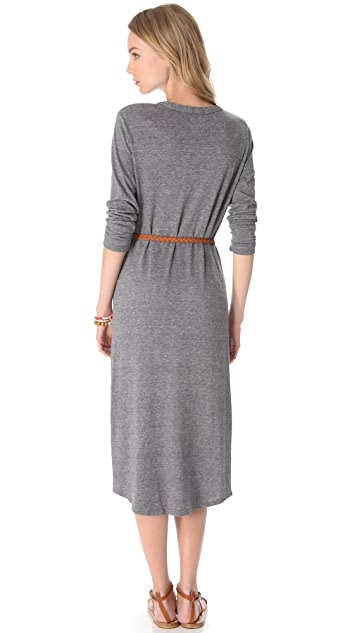 Nation LTD Alberta Dress with Braided Belt