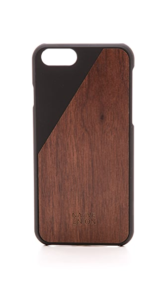 Native Union CLIC Wood iPhone 6 Case