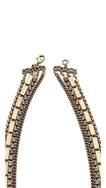 NCbis Ginger Necklace