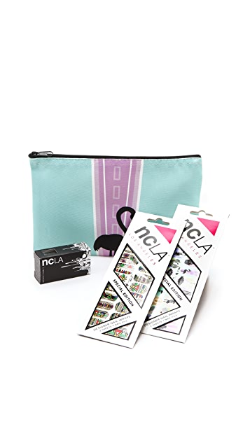 NCLA Art Deco & Massai Nail Gift Set