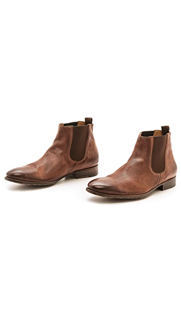 n.d.c. made by hand Bluemoon Chelsea Boots