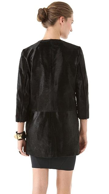 Nellie Partow Milia Coat