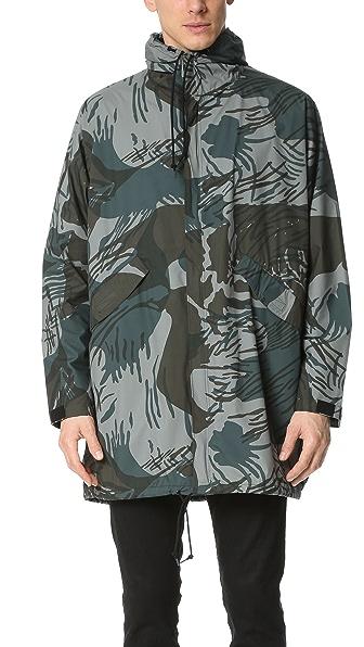 N.Hoolywood Wild Things Hooded Coat