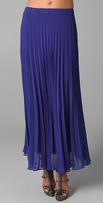 Nicholas Maisie Pleated Skirt