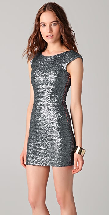 Nicholas Rebecca Sequined Dress