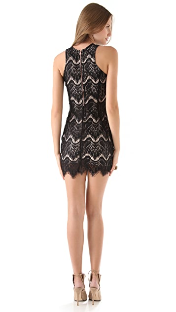 Nicholas Monica Chantilly Lace Dress