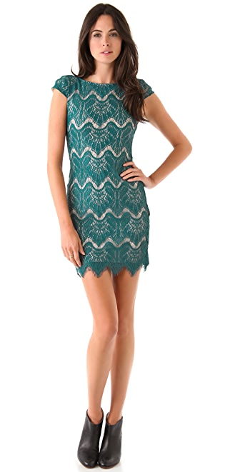 Nicholas Rebecca Lace Dress