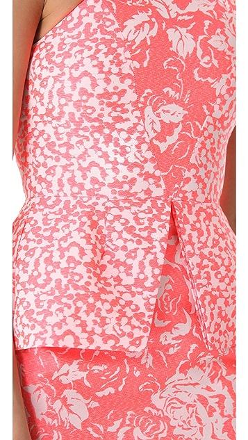 Nicholas French Jacquard Dress