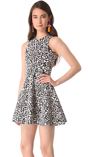 Nicholas Rose Skater Dress