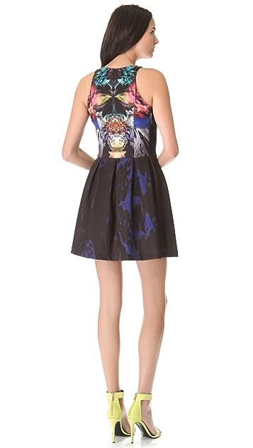 Nicholas Digi Floral Scuba Dress