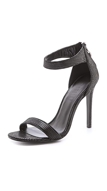 Nicholas Jazz Suede Sandals