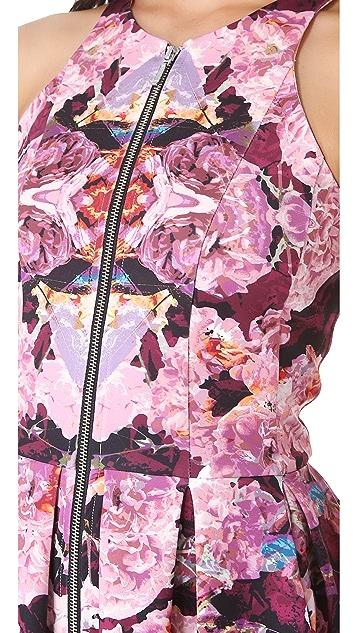 Nicholas Rose Reflect Scuba Dress